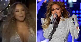 Thanks for ringing in the new year with me.official website. Mariah Carey Awkward Reaction To Hearing Jennifer Lopez Music Metro News