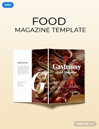 e magazine templates free download free food magazine collect art magazine template create