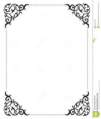 Invitation Boarders Free Printable Wedding Clip Art Borders And Backgrounds Invitation