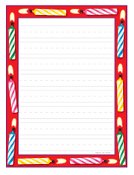 birthday writing paper fun paper is a great incentive for birthday writing paper fun paper is a great incentive for student writing