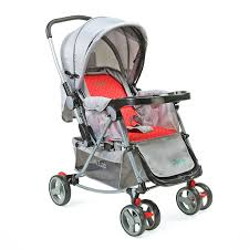 cool baby strollers cappuccino  in  stroller c red three