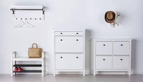 Storage Bench With Coat Rack Ikea Storage Bench With Coat Rack Ikea Trend 100 HEMNES White Hallway 88