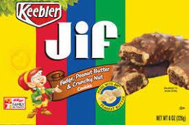 keebler cookie brands. Perfect Brands Keebler Jif Peanut Butter Cookies And Cookie Brands E
