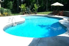 vinyl liner inground pools pool lined installation cost tulsa n69