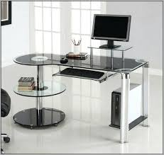 glass computer desk office depot really encourage glass desk for fice glass top desk fice