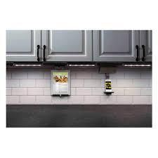under cabinet lighting with plug. 11-3/8-Inch LED Under Cabinet Light Plug-In 120V Grey By Legrand Adorne Rm1 Lighting With Plug