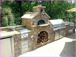 outdoor pizza oven kit throughout ovens prepare fireplace combo pre