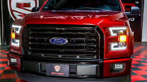 2016 F150 Led Lights Spyder Auto How To Install 2015 2016 Ford F150 Headlight With Led Switch Back Light Bar