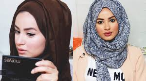 get ready with me make up tutorial hijab tutorial outfit of the day hijab hills you
