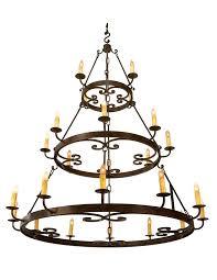 santangelo lighting medallion 3 tier chandelier santangelo lighting austin tx