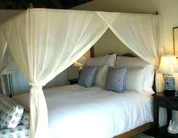curtains for canopy bed – zoemichela.com