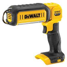 Dewalt 18v Light Dad Dewalt Dcl050 18v Xr Led Hand Held Area Light Body Only