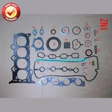 1NZ 1NZFE 1497CC 2NZ 2NZFE 1299CC Engine complete Full gasket set ...