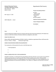 IRS Letter 3572 Sample 6a