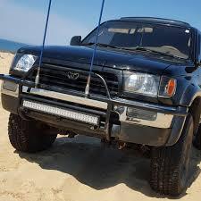 For 1996 1997 1998 Toyota 4Runner Black Corner Signal Headlights+6 ...