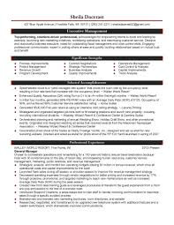 Hotel Job Resume Sample Professional Manager Resume TGAM COVER LETTER 96