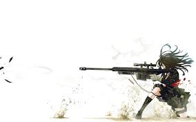 drawn snipers wallpaper 6