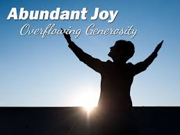 Image result for pictures of abundant joy