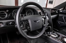 Bentley used car Flying Spur V8 Black