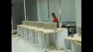 office workstation table manufacture multiplek hpl