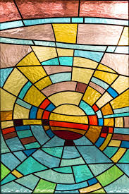stained glass stained glass window