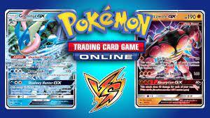 Greninja GX vs Buzzwole GX / Lycanroc GX - Pokemon TCG Online Gameplay -  YouTube