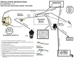 ford 600 12 volt converison wiring diagram wiring diagram repair ford 600 4000 tractor alternator generator conversion kitford 600 12 volt converison wiring diagram 6
