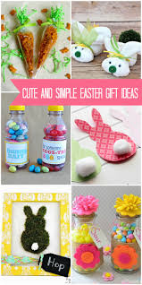 cute and simple easter gift ideas cute easter