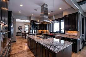 black cabinets white countertops dark cabinets light dark cabinets