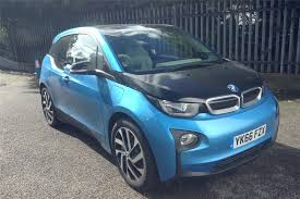 Coupe Series bmw i3 used : Used 2016 BMW I3 94Ah Range Extender 5dr Auto [Loft Interior World ...