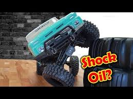 Rc Shock Oil Comparison Chart Traxxas Trx 4 Thinner Shock Oil Before Vs After Epic Cheap