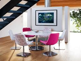 image of contemporary swivel chairs design