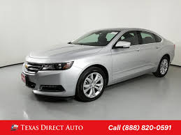 2018 Chevrolet Impala for Sale in Houston, TX 77049 - Autotrader