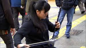 "Hong Kong Street <b>Music</b>. The ""<b>Erhu</b>"", Single Stringed Chinese ..."