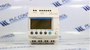 Iva Schneider Sr3b101bd Zelio 24v Módulo Lógico Analogic 16   Mercado Libre