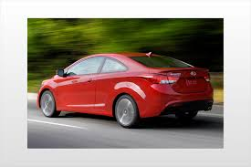 2013 Hyundai Elantra Coupe - Information and photos - ZombieDrive