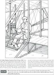Wright Brothers Airplane Coloring Pages Bltidm