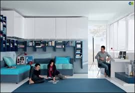 cool beds for teenage boys. Fantastic Cool Room For Teenagers Your Inspiration Ideas : Casual  Blue And White Cool Beds For Teenage Boys R
