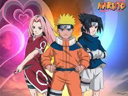 Naruto , Sasuke y Sakura - Home