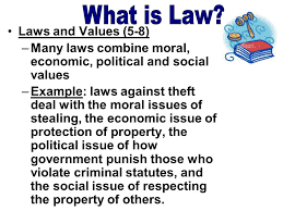 chapter what is law pages ppt video online  what is law laws and values 5 8