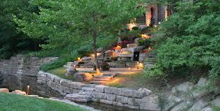 flower bed lighting. woodinville landscape lighting for gardens flower bed