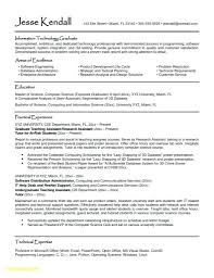 Grad School Resume Template Academic For Example Format Graduate