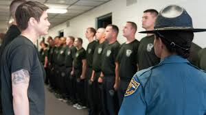 military bearing state patrol csp the military bearing program of the state patrol begins in the academy as prospective troopers report for recruit training