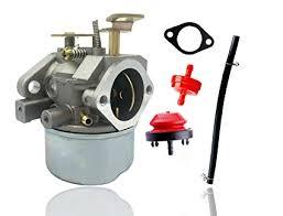Amazon.com : 640052 Carburetor For Tecumseh HMSK80 HMSK90 8hp 9hp ...