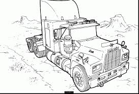 Small Picture Coloring Download Coloring Pages Of Semi Trucks Coloring Pages