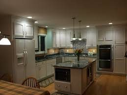 Kitchen Under Counter Lights Battery Powered Under Cabinet Lighting With Remote Best Home