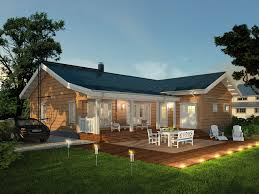 Mobile Home Log Cabins Modular Homes Modular Homes And Manufactured Homes Then