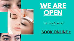Eyebrow waxing is a quick and precise way to shape eyebrows. Brows More Nail And Beauty Falkirk