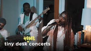 Classic soul music feels best in a club, with a lead singer and big band, preferably with horns. Tiny Desk Npr