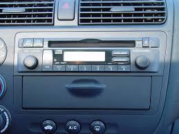 20012005 honda civic sedan car audio profile 1995 honda accord car radio at wiring diagram